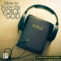 How To Know The Voice Of God